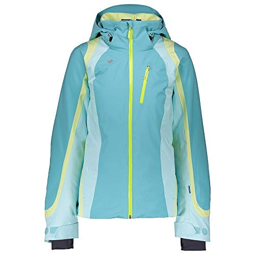 Obermeyer Women's Jette Jacket (Laguna Cay / - Jacket Ladies Aspen