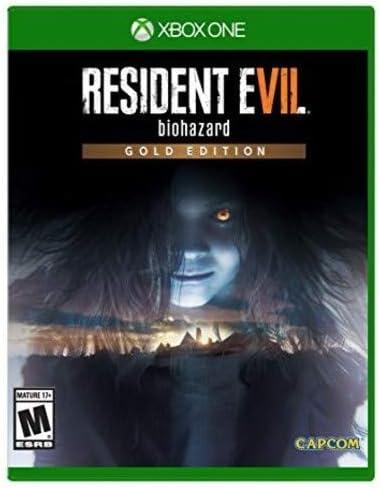Resident Evil 7 Biohazard Gold Edition - Xbox One: Amazon.es ...