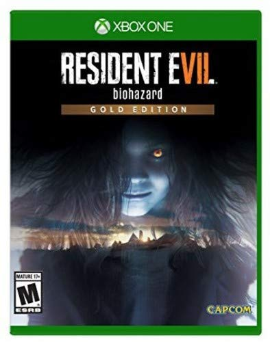 Resident Evil 7 Biohazard Gold Edition - Xbox One (Video Outlast Game)