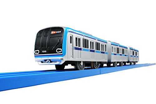 Pla-rail S-58 Tokyo Metro Tozai Line System 15000 by TOMY