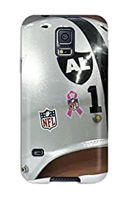 New Style 5398464K353605262 oaklandaiders NFL Sports & Colleges newest Samsung Galaxy S5 cases