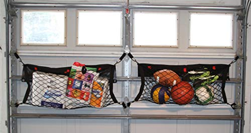 Storzem Garage Door Storage Net ()
