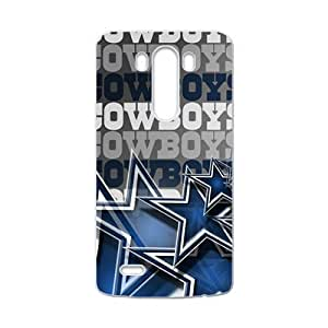 HDSAO Cowboy Fashion Comstom Plastic case cover For LG G3