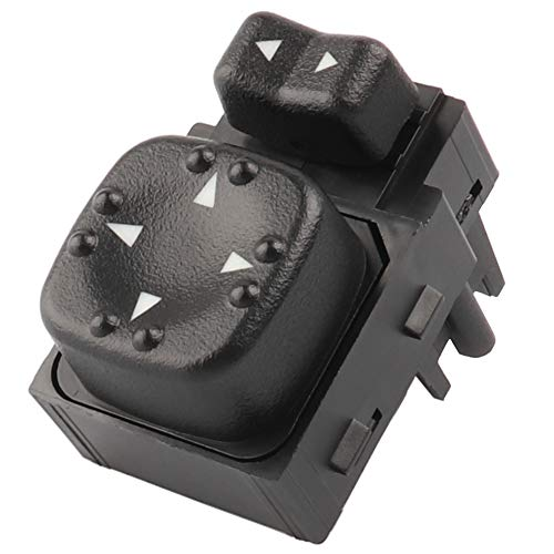 - Power Mirror Switch, Replaces 901124, 15045085, 19259975, 901-124 for 2000 2001 2002 Chevy Silverado Suburban Tahoe, 2000 2001 2002 GMC Sierra Yukon, 2002 Chevy Avalanche 1500, 2002 Cadillac Escalade