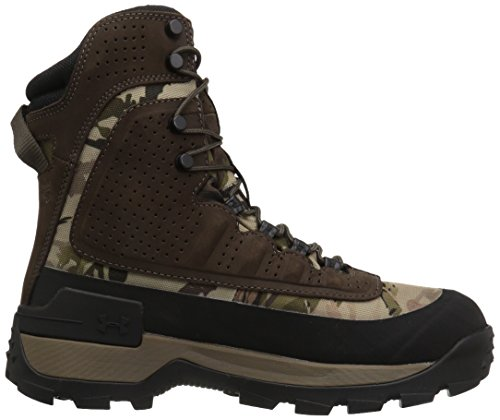Under Armour Women's Brow Tine 2.0 400G Ankle Boot, Ridge Reaper Camo Ba (901)/Maverick Brown, 6 by Under Armour (Image #7)