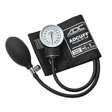 ADC PROSPHYG 760 Aneroid Sphygmomanometer, Black, Small Adult