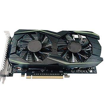 Freeday-uk GTX1050TI4G128BITDDR5 Geforce GTX 1050 Tarjeta de ...