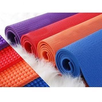 Souked Dos capas 6 MM PVC Yoga Manta antideslizante de ...
