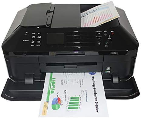 TANCEQI Impresora Multifunción de Tinta (5-Color de Los Cartuchos ...