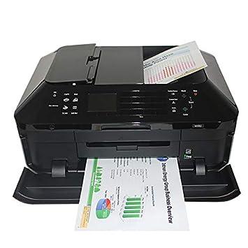 TANCEQI Impresora Multifunción de Tinta (5-Color de Los ...