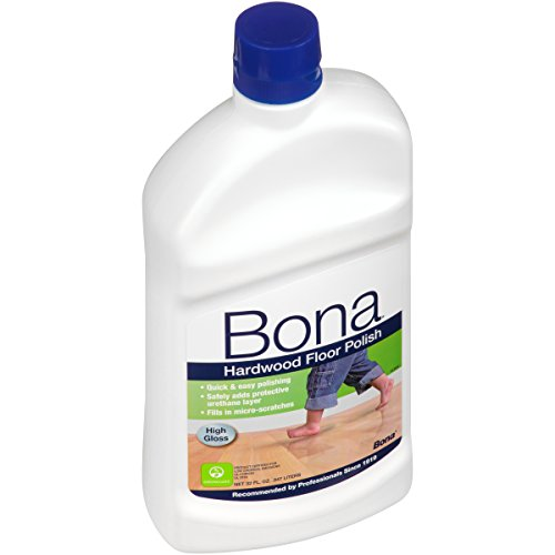 Bona Hardwood Floor Polish - High Gloss, 32 oz.