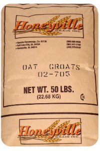 Whole Oat Groats - 50 Pound Bag by Honeyville (Image #2)