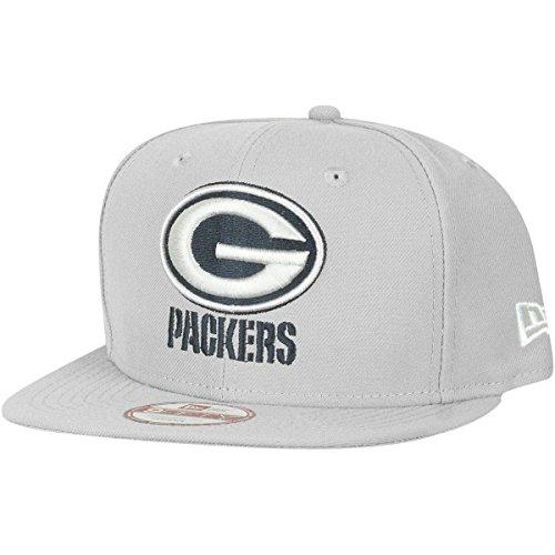 バンドプラスチック地下鉄ニューエラ (New Era) 9フィフティ スナップバック キャップ - NFL グリーンベイ?パッカーズ (Packers) グレー