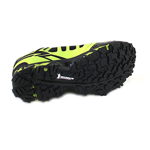 SALEWA Ultra Train Gore-Tex-Bergschuh Herren, Scarpe Sportive Outdoor Uomo Black Green