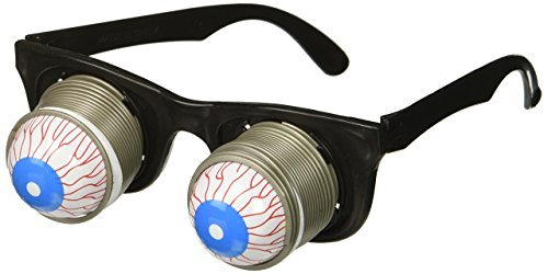 Forum Novelties Drooping Eyes Spring Glasses for $<!--$1.38-->