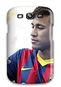 Perfect Neymar Barcelona Case Cover Skin For Galaxy S3 Phone Case