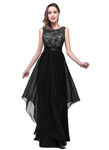 Buy black tie event long dress - 7