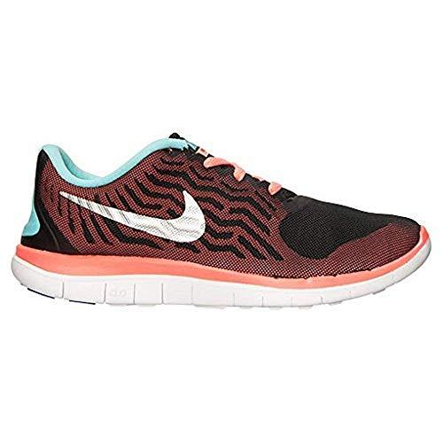 Nike Men's Air Zoom Pegasus 35 Running Shoes, Black/Laser Fuchsia-Anthracite (US 9.5)
