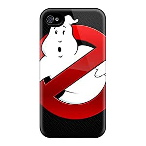 Shockproof/dirt-proof Ghostbusters Covers Cases For Iphone(6plus)