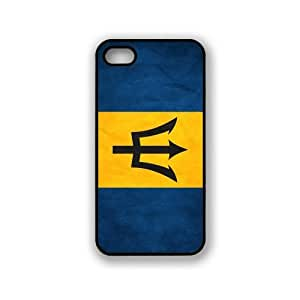 Barbados Flag iPhone 5 & 5S Case - Fits iPhone 5 & 5S
