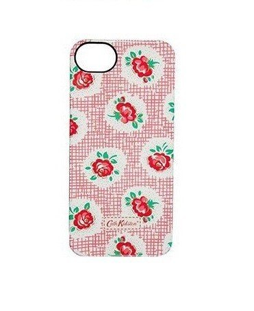 Cath Kidston for iPhone 5 - Lattice Rose (Cath Kidston Iphone 5 Case)