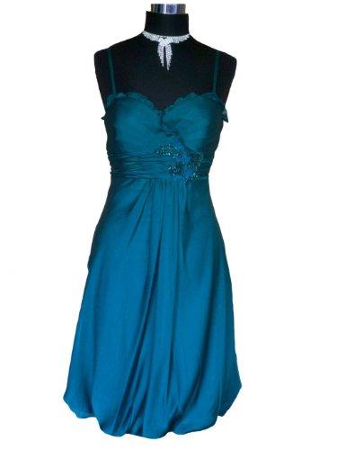 Mujer Petróleo hálter Cuello Vestido amp; JuJu para Christine xCOSanq