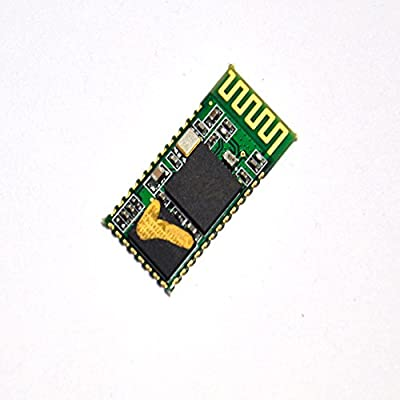 Gikfun Wireless Bluetooth RF Transceiver Module RS232 TTL HC-05 for arduino (Pack of 5pcs) EK1097x5