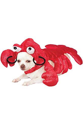 Rubie's Mr. Claws Lobster Pet Costume, -