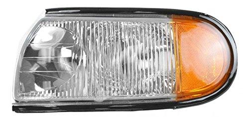 Mercury Villager Turn Signal - Corner Parking Signal Marker Blinker Light Left LH Driver Side for Villager