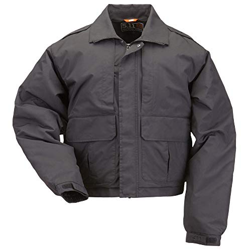 Black Duty Jacket - 9