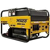 Winco WL18000VE Industrial Portable Generator, 18,000W Maximum, 489 lb.
