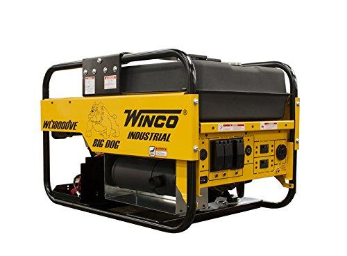 Winco WL18000VE business oriented handheld Generator, 18,000W Maximum, 489 lb. finest Prices