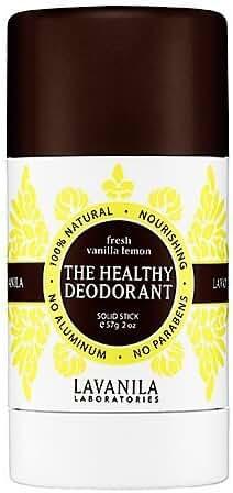 Lavanila The Healthy Deodorant, Fresh Vanilla Lemon, 2 Fluid Ounce by Lavanila