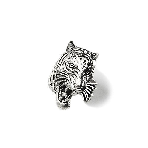 Quality Handcrafts Guaranteed Tiger Lapel Pin