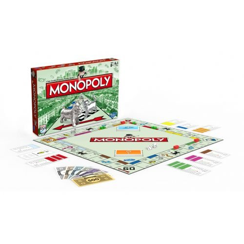 Monopoly ~ Classic Family Board Game