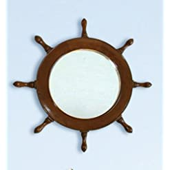 41WyMIpK5IL._SS247_ 100+ Nautical Themed Mirrors