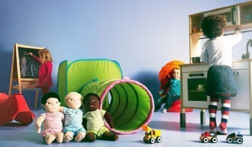 & Amazon.com: Småland Böna IKEA - BUSA Play tunnel: Toys u0026 Games