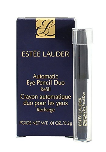 Estee Lauder Automatic Eye Pencil Duo 01 Jet Black 0.28g