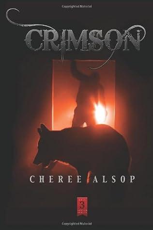 book cover of Crimson