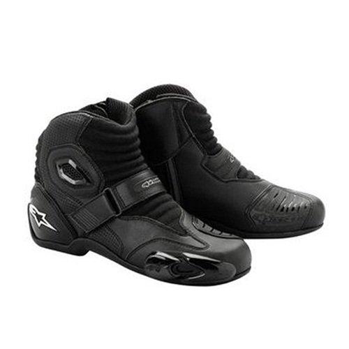 Alpinestars S-MX 1 Boots Black 42 Euro