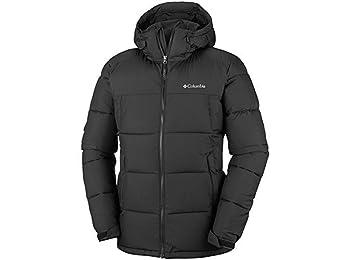 Pike Lake Hooded Jacket Erkek Mont, Siyah, L - Wo0020