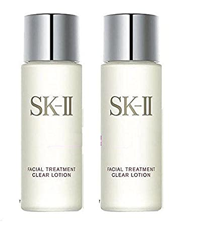 sk ii facial treatment clear lotion