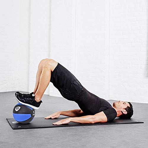 MD Group Fitness Weighted Medicine Ball 4/6/8/10 lbs, 4 lbs by MD Group (Image #8)