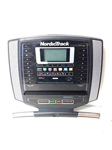 - Icon Health & Fitness, Inc. Console Display Assembly ETS599114 361064 Works with NordicTrack T 6.5Z Treadmill