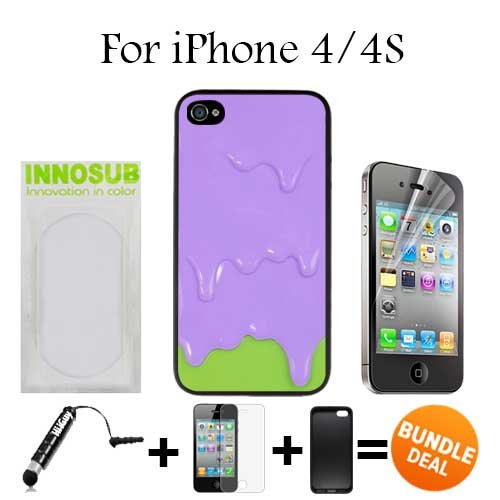 iphone 4 melting ice cream case - 6