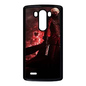 devil may cry 2 LG G3 Cell Phone Case Black PSOC6002625567375