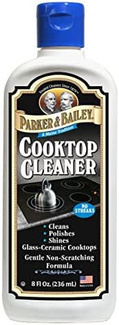 Kitchen Cleaner: Parker & Bailey Cooktop