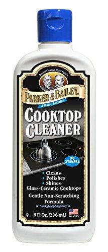 - Parker & Bailey Cooktop Cleaner 8oz