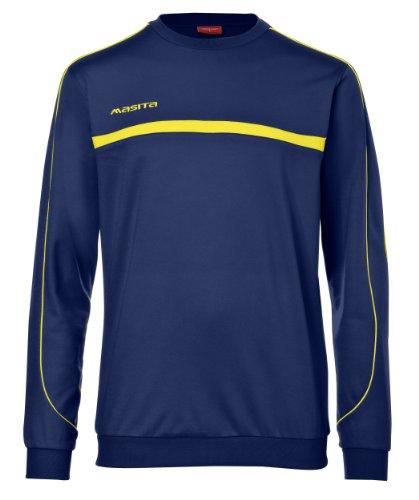 Masita Brasil Sweatshirt darkblue-yellow 3014-2230