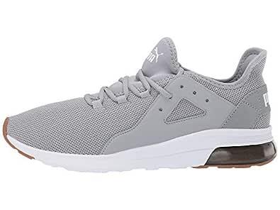 PUMA Mens Electron Grey Size: 4